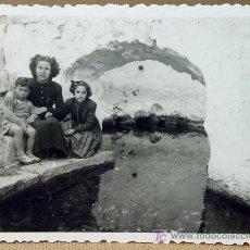 Fotografía antigua - FOTOGRAFIA, FOTO, ARTANA, 1950s, CASTELLON, 6,3 x 8,5 cm - 16827648