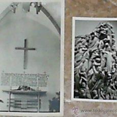 Fotografía antigua: FOTOGRAFIA ANTIGUA + 1 TARJETA POSTAL ANTIGUA DE REGALO. Lote 16903274
