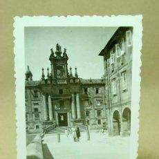 Fotografía antigua: FOTOGRAFIA, FOTO, SANTIAGO DE COMPOSTELA, SEMINARIO, GALICIA, ANIMADA, 1940S. Lote 19296049