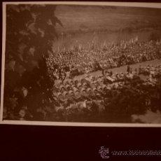 Fotografía antigua: FOTOGRAFIA DE LOURDES (1950). Lote 24860131