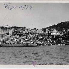 Fotografía antigua: FOTOGRAFIA: PONTEVEDRA, VIGO. 15 X 10 CM. 1934. LEO HANNET. . Lote 20026210