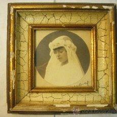 Fotografía antigua: FOTO ANTIGUA FIRMADA DE JALON ANGEL. Lote 26715293