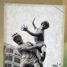 Fotografía antigua: FOTOGRAFIA DE FALLAS, FALLA, 10 X 7 CM, BLANCO Y NEGRO. Lote 23683349