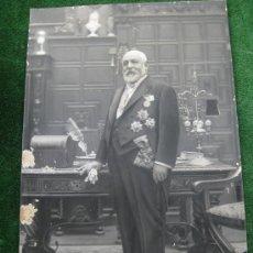 Fotografía antigua: FOTOGRAFIA GRAN FORMATO (1 METRO GRANDE) ALFONSO SANCHEZ GARCIA LLUIS MASSO SIMO REUS GRAN FORMATO. Lote 26390093