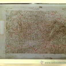 Fotografía antigua: FOTOGRAFÍA MAPA DE VILLAVICIOSA ( ASTURIAS ) - AÑOS 60. Lote 23905382