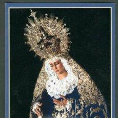 Fotografía antigua: SEMANA SANTA DE SEVILLA. FOTOGRAFIA DE LA VIRGEN DE LAS ANGUSTIAS. Lote 24416443
