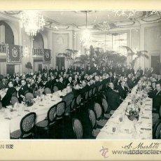 Fotografía antigua - 7150 - ANTIGUA FOTOGRAFÍA SALÓN IMPERIAL (ANTIGUO HOTEL RITZ) FOTO ALEJANDRO MERLETTI - MAYO 1932 - 27060409