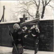 Fotografía antigua: FOTOGRAFIA HISTORICA: MURO BERLIN, FOTO VERDUGO, DIARIO PUEBLO, AÑOS 60. Lote 26965246