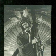 Fotografía antigua: FOTOGRAFIA DE CRISTO. FOTO LUIS ARENAS. SEVILLA.. Lote 25945581