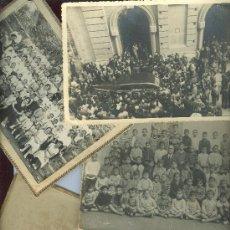 Fotografía antigua: VALENCIA. LOTE DE 4 FOTOS. 1900-1940.. Lote 25531167