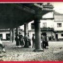 Fotografía antigua: FOTO SALAMANCA , PLAZA DE LA ALBERCA , FOTOGRAFIA ANSEDE Y JUANES , AÑOS 40 , ORIGINAL, B46. Lote 26111041