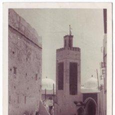 Fotografía antigua: TETUÁN (PROTECTORADO ESPAÑOL EN MARRUECOS): MINARETE (1934). Lote 26162516