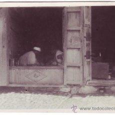 Fotografía antigua: TETUÁN (PROTECTORADO ESPAÑOL EN MARRUECOS): ZAPATERO (1934). Lote 26162568