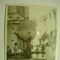 Fotografía antigua: CUELLAR SEGOVIA FOTOGRAFIA TOMADA EN EL AÑO 1934 - MIRA MAS EN MI TIENDA. Lote 26266229