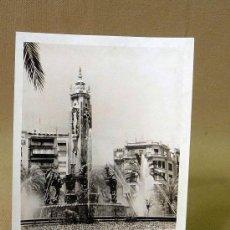 Fotografía antigua: FOTO, FOTOGRAFIA, FUENTE, ALICANTE, 1968, 7 X 10 CM. Lote 26414566