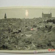 Fotografía antigua: 1532 TOLEDO PRECIOSA VISTA FOTOGRAFIA AÑO 1935 - MAS EN MI TIENDA. Lote 26595284