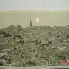 Fotografía antigua: 1533 TOLEDO PRECIOSA VISTA FOTOGRAFIA AÑO 1935 - MAS EN MI TIENDA. Lote 26595327