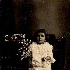 Fotografía antigua: FOTO- DEL FOTOGRAFO DE BARCELONA BAÑUS FONTANELLA, 14 CARTON DURO. Lote 26637155