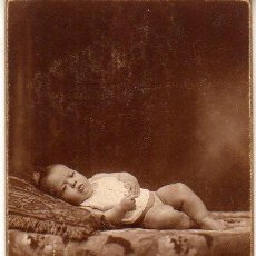 Fotografía antigua: FOTO- DEL FOTOGRAFO DE BARCELONA JOAN BELDA MALLORCA 374 CARTON DURO. Lote 26637189