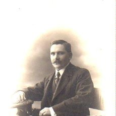 Fotografía antigua: FOTOGRAFIA DEL FOTOGRAFO DE BARCELONA MARINE DE PELAYO, 58. Lote 26695940