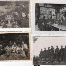 Fotografía antigua: FOTOS DE SOLDADOS NAZIS ORIGINALES III REICH HITLER. Lote 27676164