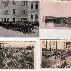 Fotografía antigua: FOTOS DE SOLDADOS NAZIS ORIGINALES III REICH HITLER. Lote 27676227