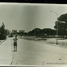 Fotografía antigua: FOTOGRAFIA DE BARBATE, CÁDIZ, 1969. Lote 28935186
