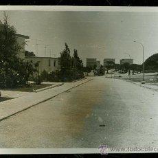 Fotografía antigua: FOTOGRAFIA DE BARBATE, CÁDIZ, 1969. . Lote 28935215
