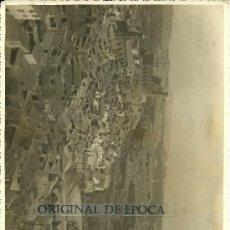 Fotografía antigua: (FA-30)FOTOGRAFIA DE BALAGUER(LLEIDA)-VISTA GENERAL. Lote 29530646