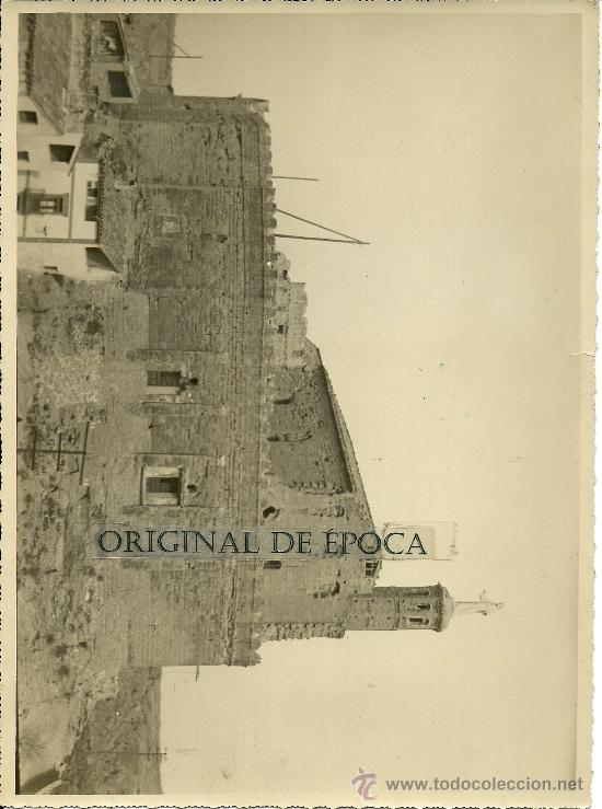 (FA-31)FOTOGRAFIA DESCONOCIDA-SANTUARIO (Fotografía Antigua - Fotomecánica)