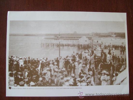 82cde4cde2bc POCITOS, TERRAZA Y BAÑOS DE SEÑORAS, 1908. MONTEVIDEO, URUGUAY