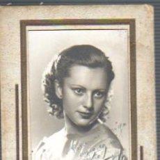 Fotografía antigua: FOTOGRAFIA DEL FOTOGRAFO DE BARCELONA LUMIERE DE RONDA SAN PABLO, 61. Lote 29936623