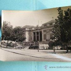 Fotografía antigua: FOTOGRAFIA IMPRESA HAUSER Y MENET 1896 - 308 MADRID - MUSEO DE PINTURAS 1. Lote 30162625