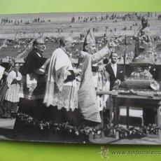 Fotografía antigua - C.F.Barcelona. Foto dia inaguracion del Nou Camp. 1957. 14 x 9 cms. - 30269798