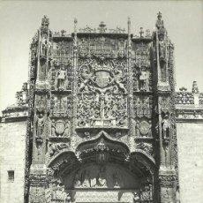 Fotografía antigua: MUSEO DE SAN GREGORIO . VALLADOLID. Lote 30301287
