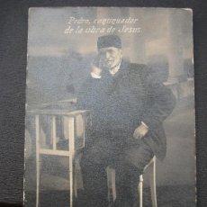 Fotografía antigua: CA. 1900. FOTOGRAFÍA DE PEDRO CONTINUADOR DE LA OBRA DE JESUS. Lote 30760145