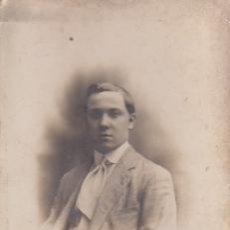 Fotografía antigua: FOTO DE CARTON DURO DEL FOTOGRAFO DE BARCELONA BANUS DE LA CALLE FONTANELLA , 14. Lote 30950463