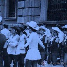 Alte Fotografie - FOTOGRAFIA unas chicas bailando contry - 31119210