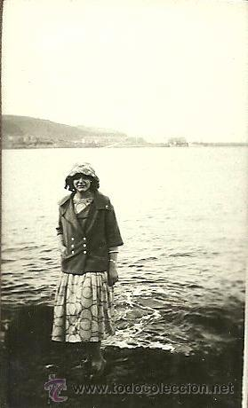 Fotografía antigua: Album retratos de familia ( años 20 ) - Foto 5 - 23583924