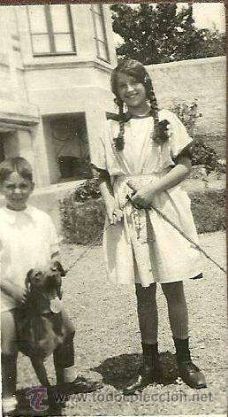 Fotografía antigua: Album retratos de familia ( años 20 ) - Foto 12 - 23583924