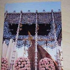 Fotografía antigua: SEMANA SANTA DE SEVILLA. FOTOGRAFIA DE LA VIRGEN DEL PATROCINIO. Lote 31475790