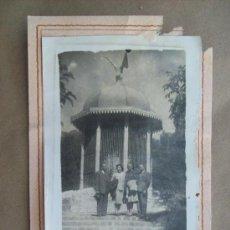 Fotografía antigua: DOS PAREJAS. TWO COUPLES. DEUX COUPLES. Lote 31547288