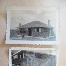 Fotografía antigua: URUGUAY, CASA, HOME. 1950 2 FOTOS - 2 PHOTOS. Lote 31776877