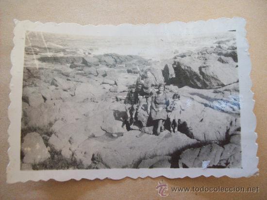 PIRIAPOLIS, URUGUAY, 1931 (Fotografía Antigua - Fotomecánica)