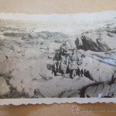 Fotografía antigua: PIRIAPOLIS, URUGUAY, 1931 . Lote 31790221