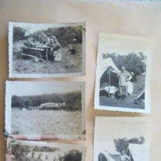 Fotografía antigua: RINCON DE SORIANO, RIO NEGRO URUGUAY - 1948 - 5 PHOTOS. Lote 31815055