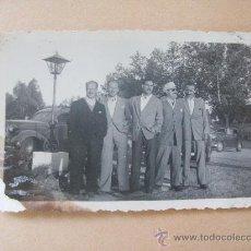 Fotografía antigua: TOLEDO, CANELONES URUGUAY. PUERTA DEL MATADERO 1948. Lote 31827201