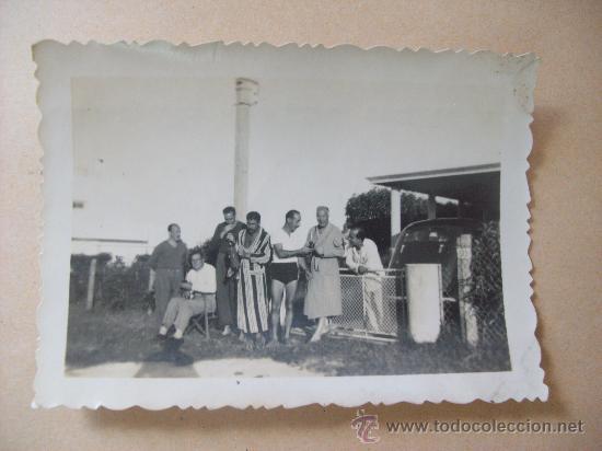 Fotografía antigua: LA COLINA, BALNEARIO PIRIAPOLIS URUGUAY. 2 PHOTOS 1950 - Foto 2 - 31827244