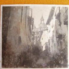 Fotografía antigua: 1928 - HUESCA. FOTOGRAFÍA ORIGINAL.. Lote 31880958