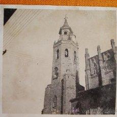 Fotografía antigua: 1928 - HUESCA. FOTOGRAFÍA ORIGINAL.. Lote 31880999